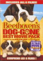 Beethoven'sDogGoneBestMoviePack
