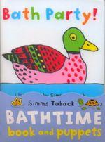BathPartyBathtimeBookAndPuppets