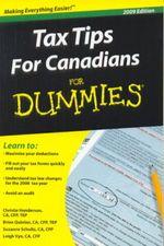 TaxtipsForCanadiansForDummies