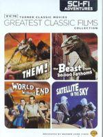 TCMGreatestClassicFilmsCollectionSci-Fi